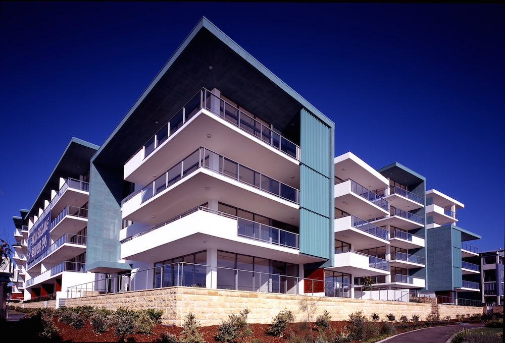 Unit block in Sydney